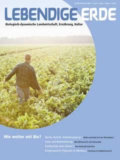 Lebendige Erde - Heft 1/2017