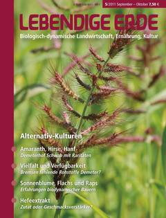 Lebendige Erde - Heft 5/2010