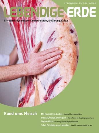 Ausgabe 2/2017 Titelthema: Rund ums Fleisch
