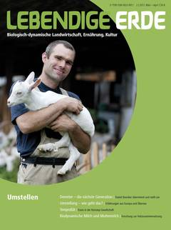 Lebendige Erde - Heft 2/2013