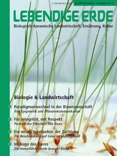 Lebendige Erde - Heft 6/2008
