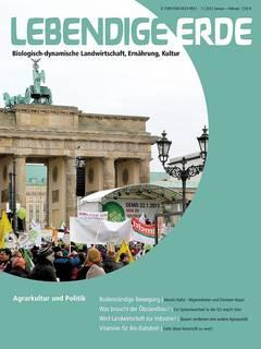 Lebendige Erde - Heft 1/2012