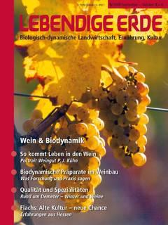 Lebendige Erde - Heft 5/2008