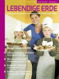 Lebendige Erde - Heft 6/2007