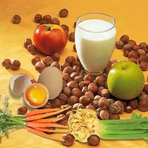 Website zur Lebensmittelallergie