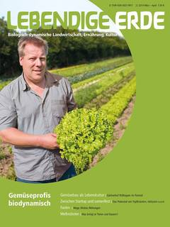 Lebendige Erde - Heft 2/2014