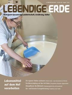 Lebendige Erde - Heft 4/2015