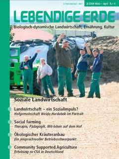 Lebendige Erde - Heft 2/2008