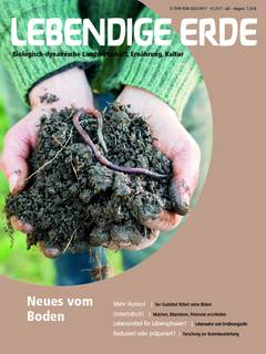 Lebendige Erde - Heft 4/2017